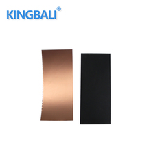 Kingbali Dissipatie nano carbon gecoat <span class=keywords><strong>cooper</strong></span> <span class=keywords><strong>folie</strong></span> voor LED