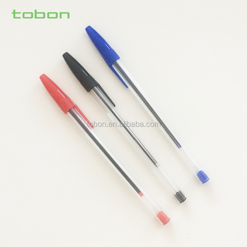 gift and promotion plastic cheap pen, ball point pen, bic ball pen