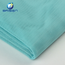 List lining polyester mesh prime knit fabrics for garment
