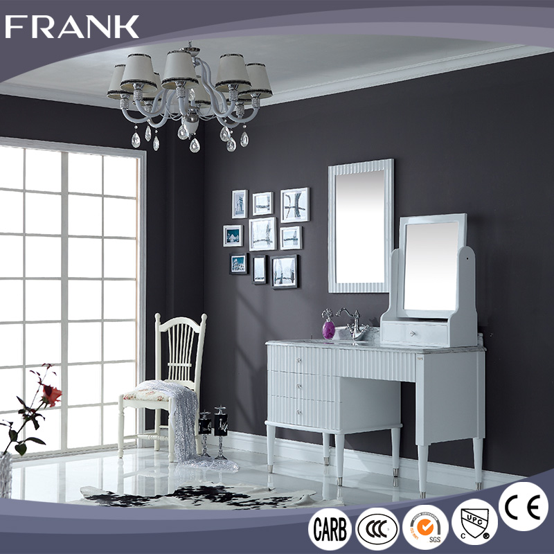 FRANK online shop china strong no radiation Thailand oak bamboo bathroom furniture