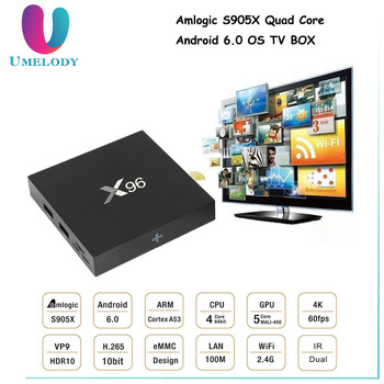 Wholesale Android Smart Tv Set Top Box 4k Ultra Hd World Max Tv Box  Download User Manual For Android X96 Tv Box From Umelody - Buy Smart Tv Set  Top