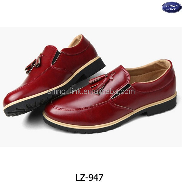 Popular design zapatos shoes men china high quality causal hand shoes