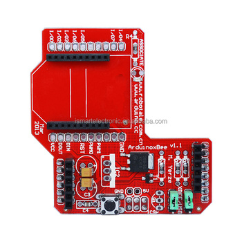 Xbee Zigbee Shield Rf Module Wireless Expansion Board - Buy Xbee Zigbee  Shield,Wireless Expansion Board,Rf Module Extension Board Product on