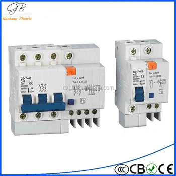 20 amp 3 phase elcb rating miniature circuit breaker with. Black Bedroom Furniture Sets. Home Design Ideas