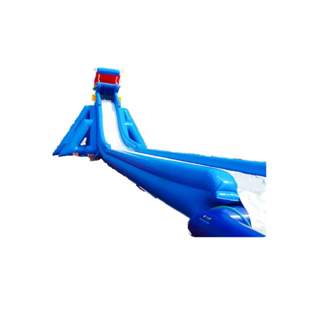 outdoor overlength dragon inflatable water slide for Adults