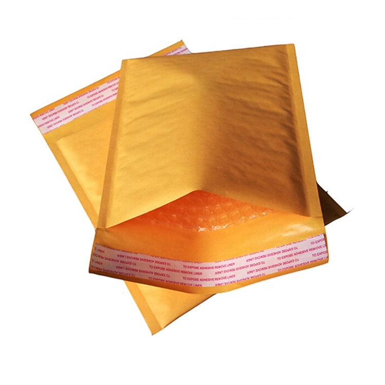 China Wholesale Personalizado Papel Bolha Forrado Acolchoado Envelopes De Correio CD/Correios A4 A5 Jiffy Bags