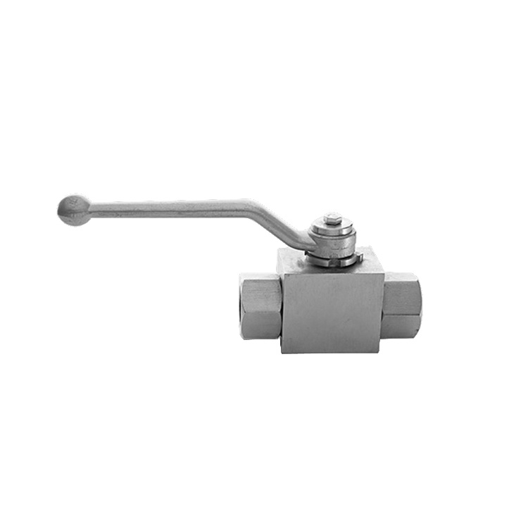 1/4 NPT Forged Stainless Steel 500bar BKH High Pressure Ball <strong>Valve</strong>