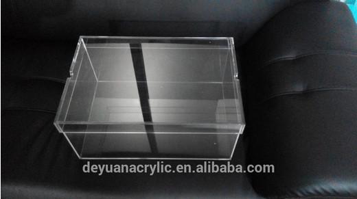 bo te chaussures en plexiglas plexiglas acrylique bo te carr e effacer plexiglas bo te. Black Bedroom Furniture Sets. Home Design Ideas