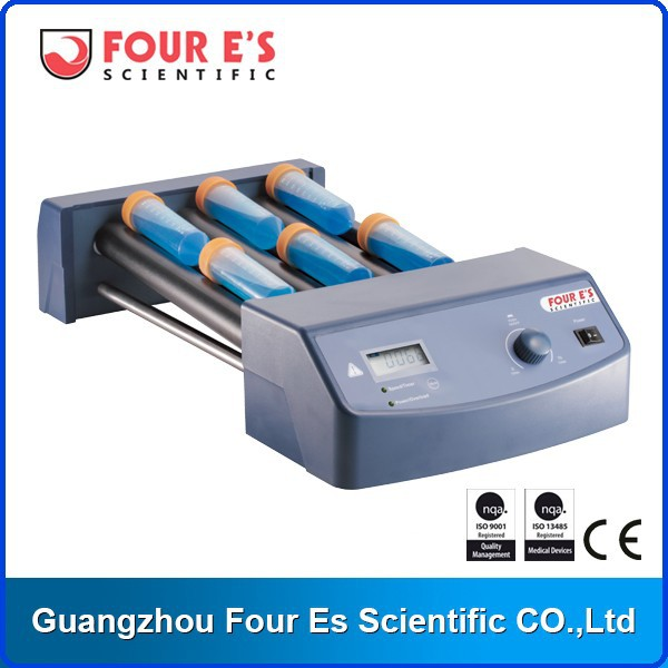 Four E'S TD-TR-02 Best Price Tube Roller Mixer for Lab Test