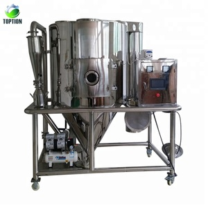 TOPTION centrifugal 10L TP-S100 yeast extract spray dryer for sale