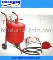 vacuum blasting cleaning machine