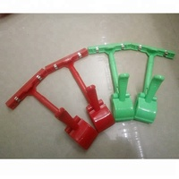 Hot sell plastic clip plastic tag pop sign holder display