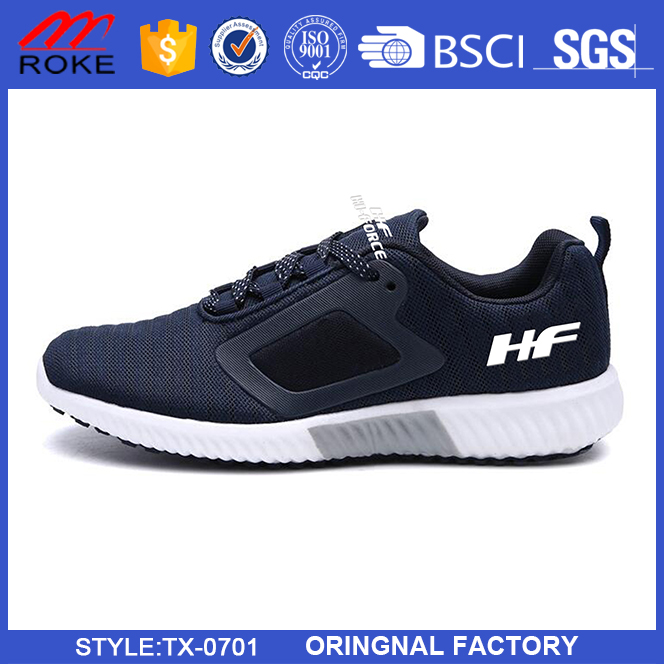 2017 New design Shoe Comfort Mesh Althletic Shoe Mens Running Shoes