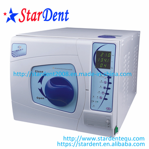 Autoclave Class B Steam Sterilizer with 8L /12L/16L/18L/23L of Dental Unit