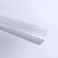 ALUMINUM SEAL/ SOFT PVC /U SHAPED SOFT PLASTIC