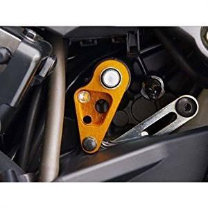 Sato Racing Billet Aluminum Shift Spindle Holder Anodized Gold for Honda 08+ CBR (H-CBR108RS-SHDR)