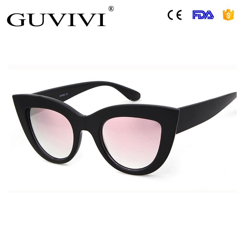 Guvivi gato simple personalizado con características marco gafas ...