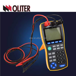 pt100 rtd and thermocouple multifunction temperature output 4 20ma calibrator