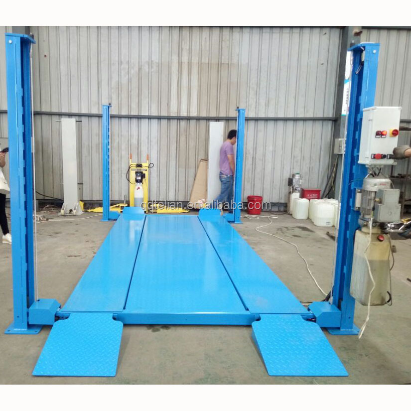 4 Post Car Parking Lift For Home Garage With Manual Lock Release Parking  Post Car Lift Wiring Diagram on