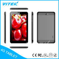 Made In China 2017 Alibaba New OEM Lowest Price High Quality LTE 8'' 10'' Android 6.0 Big Battery Tablet Phone 7 Inch 4G