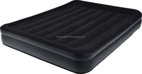 US market I beam double layer air mattress beds with 110v pump