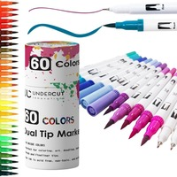 Fineliner Art Markers watercolor brush pen