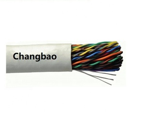 2 pair 4 pair 10 pair 16 pair 20 pair 32 pair 50 pair 100 pair underground waterproof jelly filled outdoor telephone cable