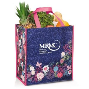 Reusable Burlap Shopping Bags/Bulk Reusable Shopping Bags/Non Woven Shopping Bags With Logo