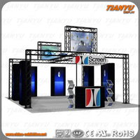 expo event aluminum truss stand booth