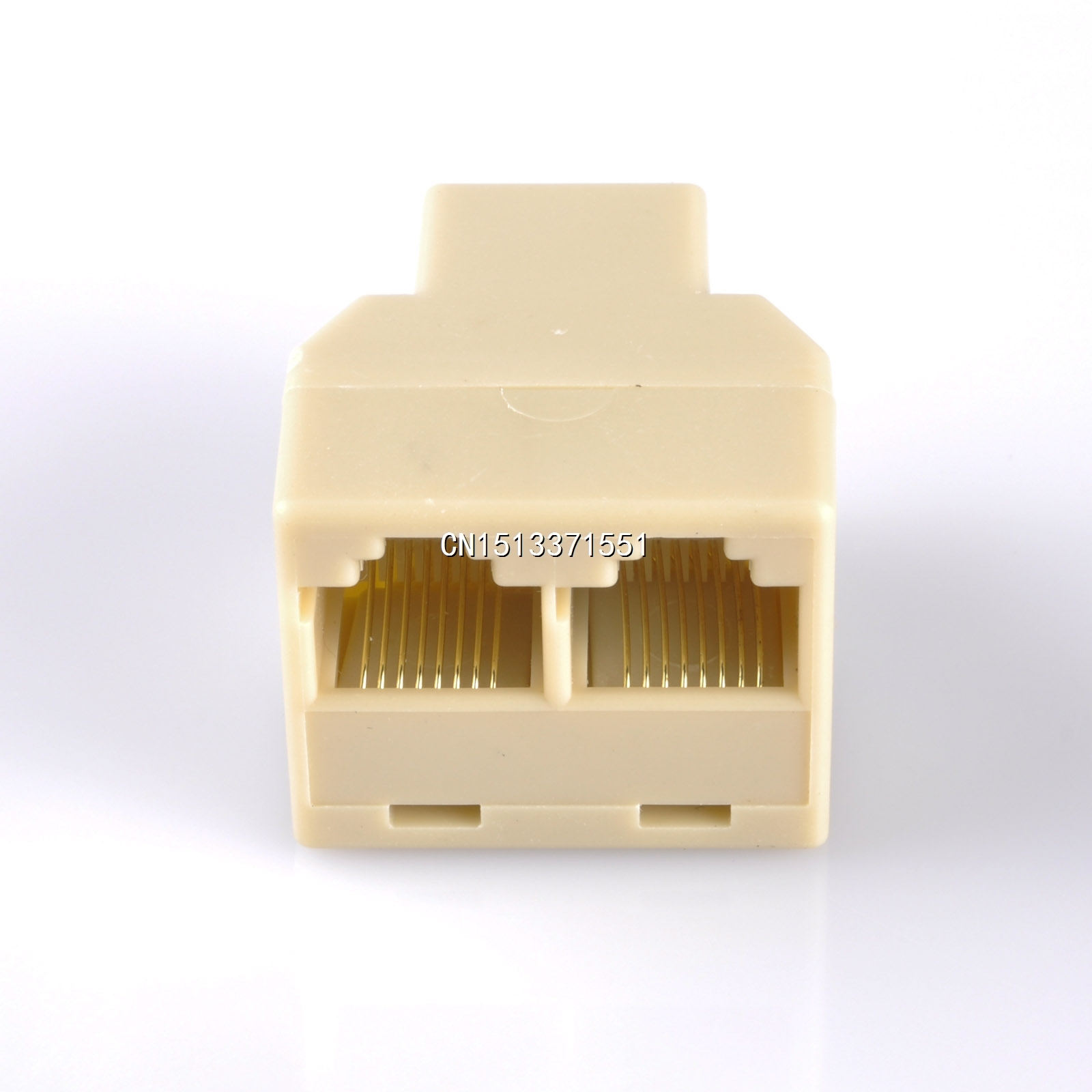 Cheap Cat6 Rj45 Connector Find Deals On Line At Cat 6 Modular Plug Get Quotations New 5 Lan Ethernet Splitter Adapter Pc Cat5