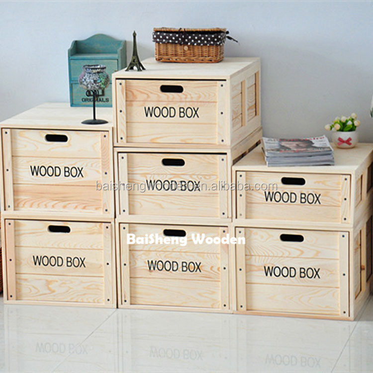 Attractive Stackable Drawers Wood Box, Stackable Drawers Wood Box Suppliers  HO66