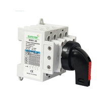 Solar PV DC 1000 Volt Isolating 3 Phase Main Switch for Power System