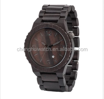 good price wood watch comes from wooden watch factory directly with high quality