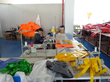 Sewing (Inflatable Amusement Products)
