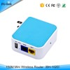 China supplier Micro portable 150Mbps mini RJ45 hotspot mobile wifi router