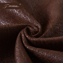 Polyester Faux Suede Velvet Fabric for Sofa