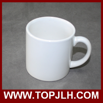 hot sale sublimation 6 oz Strengthen Porcelain Coffee printing on mugs