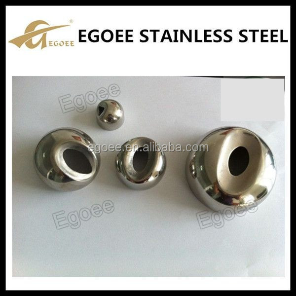 Factory 304 316 Stainless Steel Stair Parts, Garden Socket