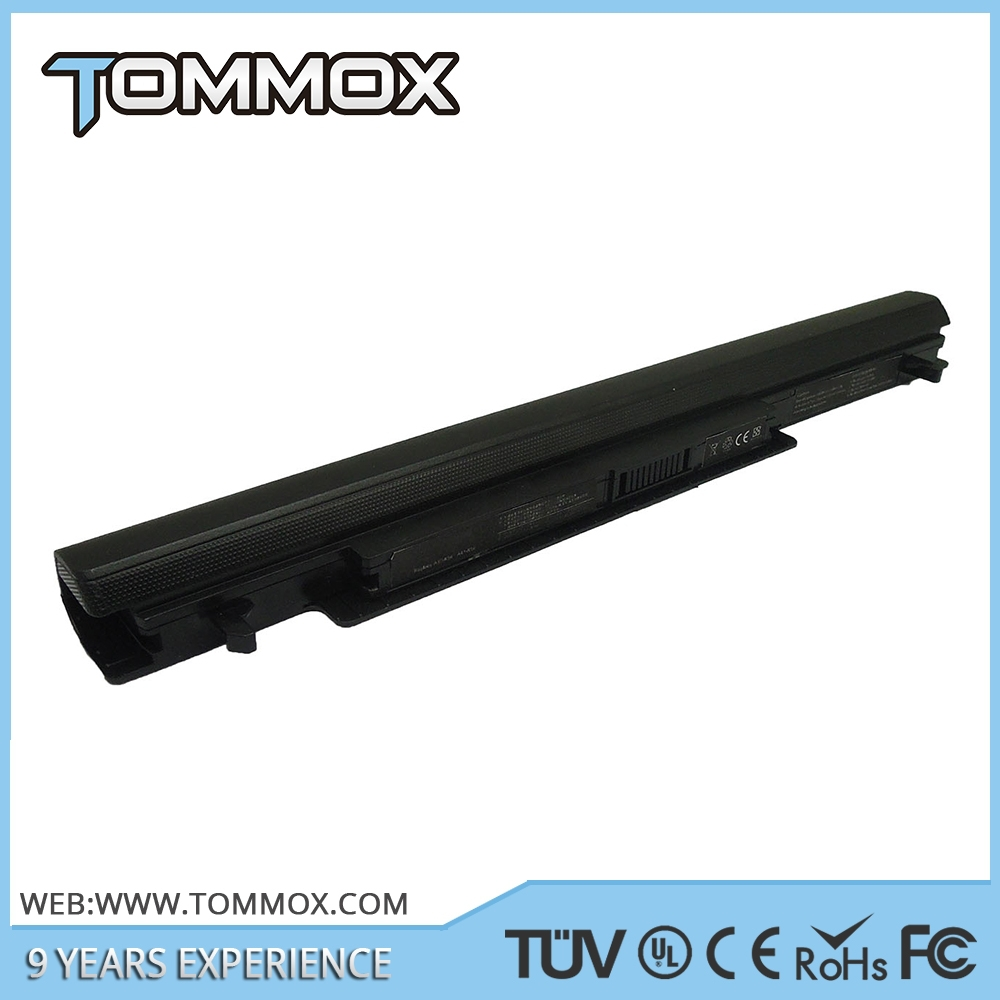 computer Battery for Asus K56 K56C K56CA K56CB K56CM K56CM-XX008 2600Mah 4 Cell