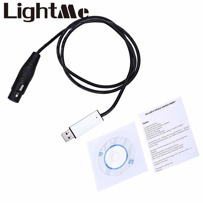 Dmx Interfaz De Iluminaci 243 N De Los Clientes Compras En