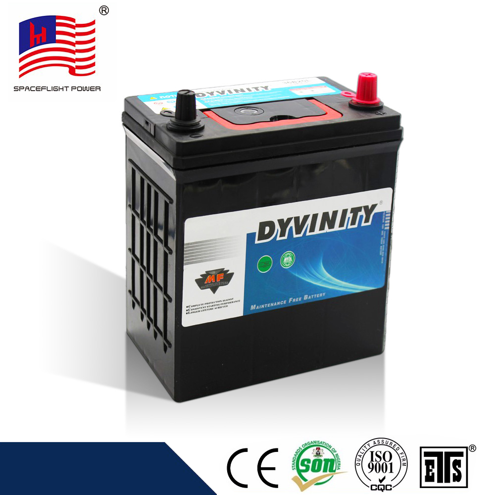 DYVINITY 36B20 ultra Light quick start 12v 36ah battery