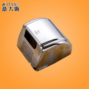 Wall Mounted Sensor Hand Dyryer Stainless Steel Mini Portable Hand Dryer for Home