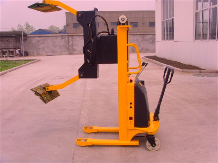 Hand Walkie Electric Lift Paper Roll Handling Lifting