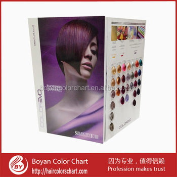 Free Sample Hair Dye Color ChartProfessional Italian Hair Color