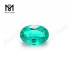 Russian oval 15X20mm high purity colombia emeralds for sale