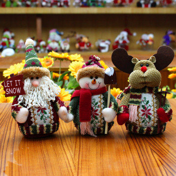Wholesale Christmas Decoration Toy