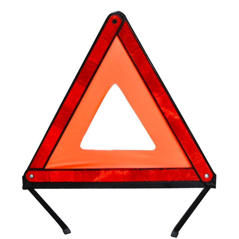 Парковка автомобилей неисправности отражающей предупреждение три штатив