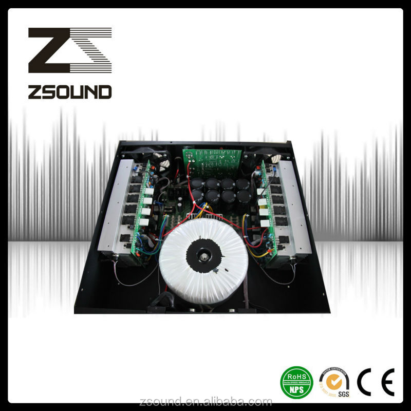 China Hifi Audio Sound Karaoke Plate Amplifier