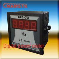 DP3-72 Panel meter/AC digital Power meter