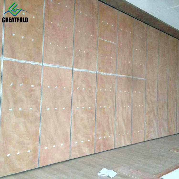 Collapsible Removable banquet economic folding partition wall